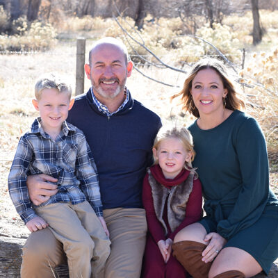 Chiropractor Centennial CO Tony Nicholas and Family